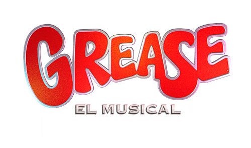 logo Grease el musical